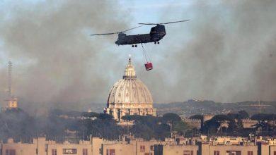 incendi roma