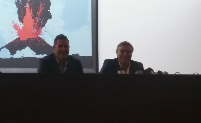 Calcio Catania, Lucarelli in Conferenza:
