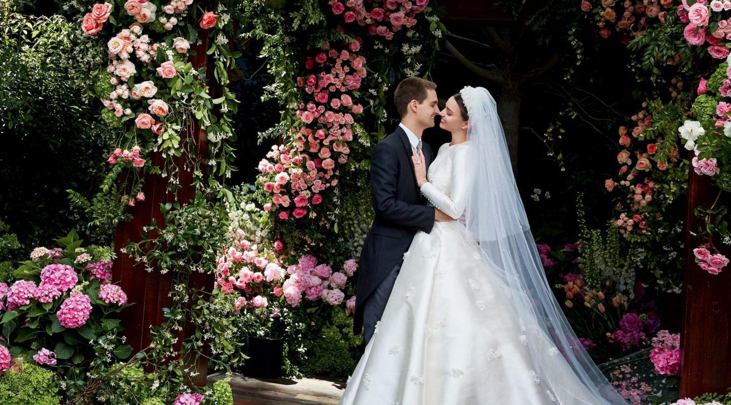 Matrimonio Miranda Kerr