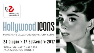 Mostra Hollywoods Icons roma