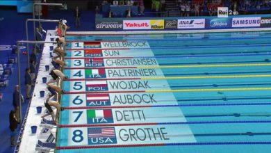 Photo of Video Detti Oro e Paltrinieri Bronzo, 800 stile libero (Mondiali di Nuoto 2017)