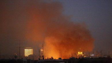 Photo of Incendio a Roma: evacuato il Campo Nomadi in Via Lombroso
