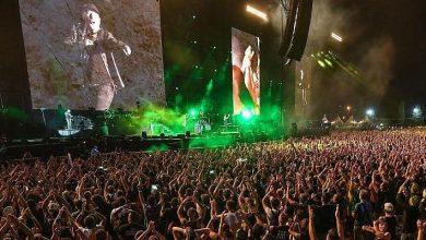 Photo of Concerto Vasco al Modena Park: 220.000 fans per un record mondiale