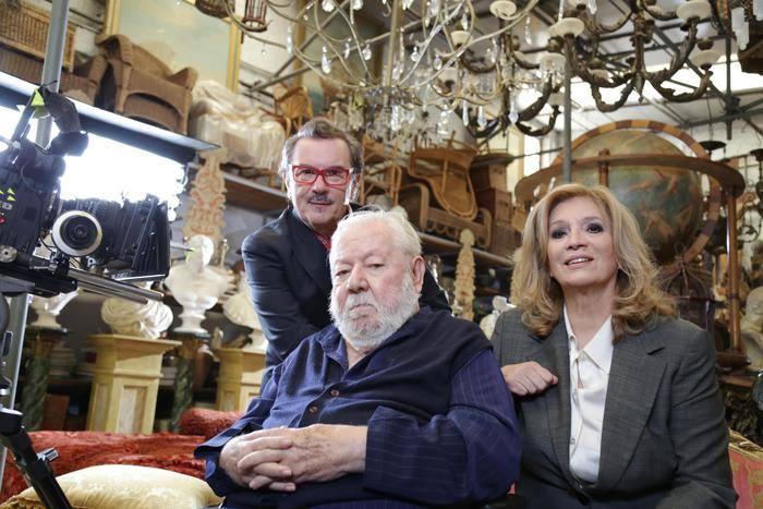 W gli sposi Paolo Villaggio e Iva Zanicchi