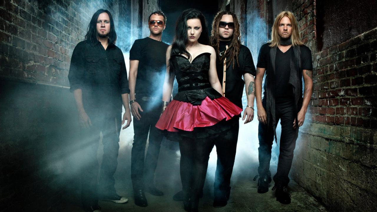 Evanescence in concerto a Milano, 2017