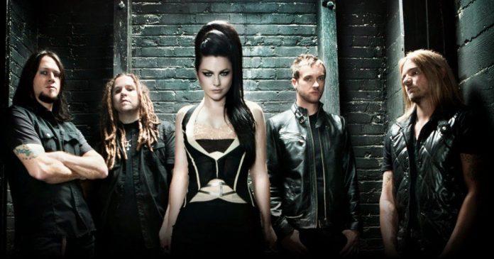 Evanescence, il nuovo album si chiama Synthesis