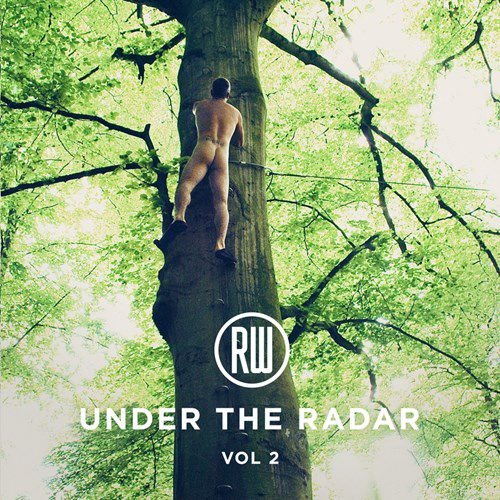 robbie williams nudo nella copertina del nuovo album Under the radar vol 2