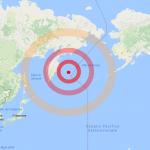 terremoto in Russia