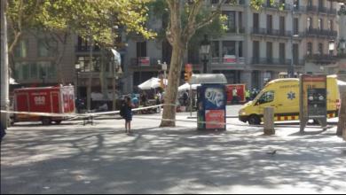 Photo of Attentato Rambla Barcellona, furgone contro la folla: almeno 13 morti