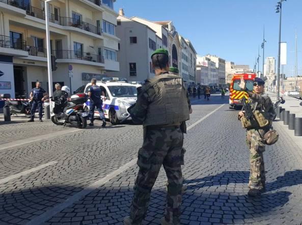 Attentato Marsiglia