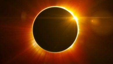 Eclissi Totale di Sole oggi