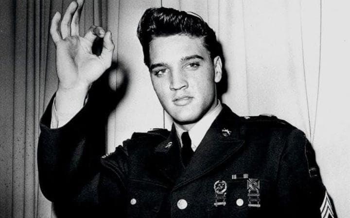 Elvis Presley 40 anni morte