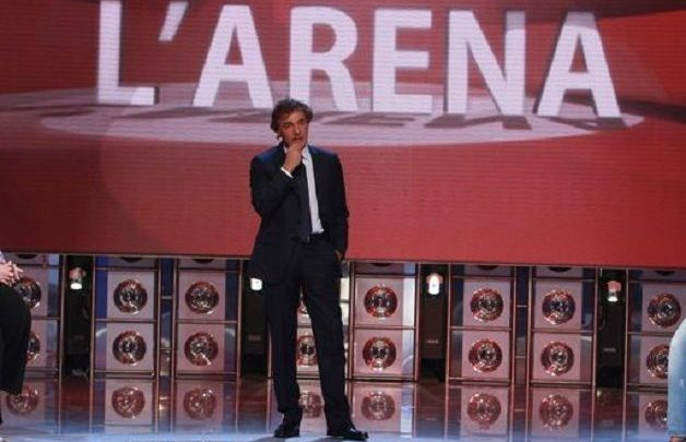 L'arena Massimo Giletti