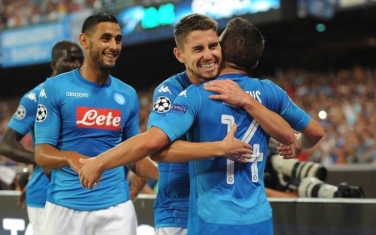 Napoli Sorteggio Champions