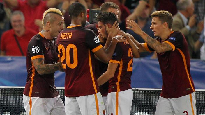Roma Champions League
