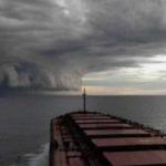 Uragano Harvey in arrivo