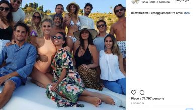 Photo of Diletta Leotta, su Instagram le foto del compleanno
