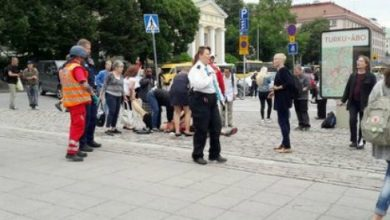Photo of Attentato in Finlandia, arrestati il terrorista di Turku e 3 complici