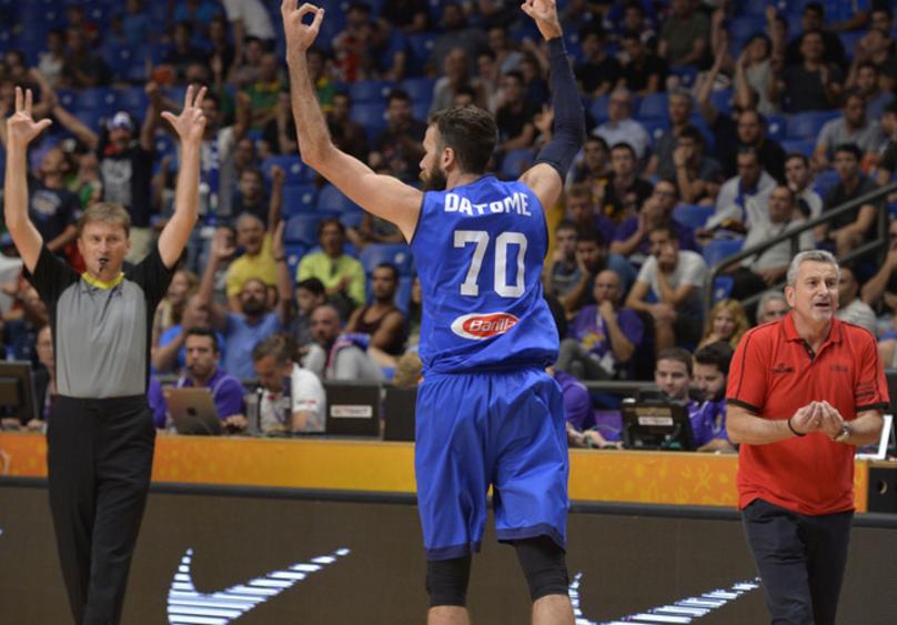Eurobasket-Giorgia-Italia
