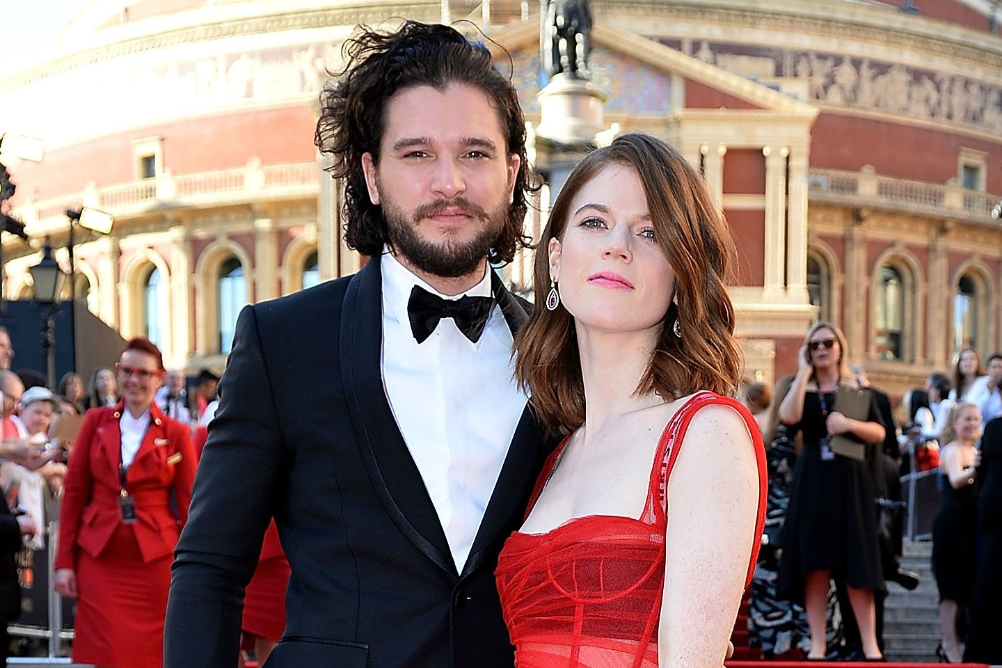 Kit-Harington-e-Rose-Leslie-Olivier-Awards