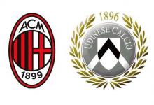 Voti Fantacalcio Milan-Udinese 2-1, Gazzetta dello Sport (4.a Giornata Serie A 17-18)