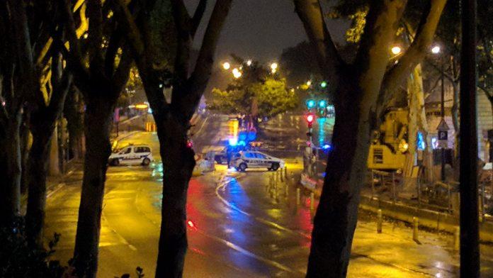 Parigi: allarme alla Gare du Nord, Uomo grida