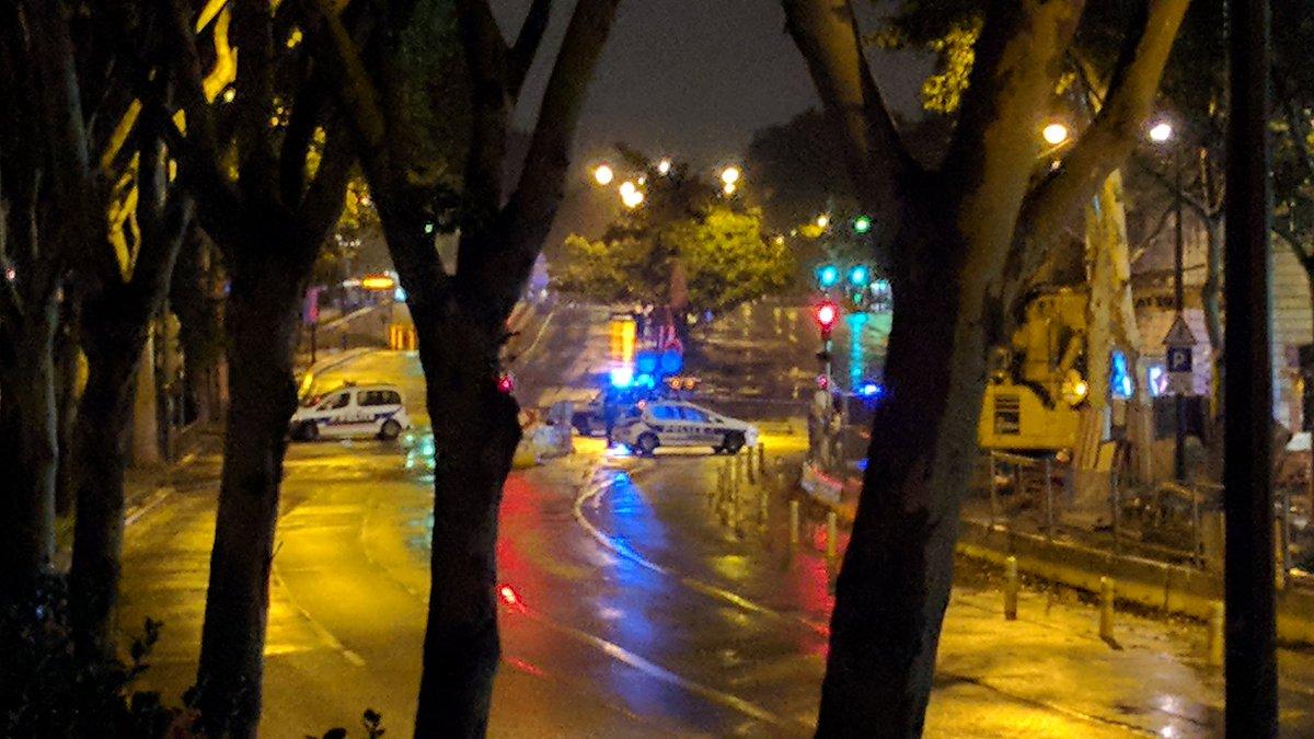 Pericolo Attentati Parigi