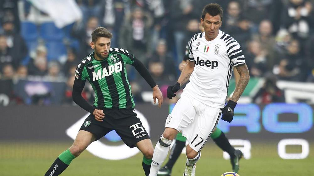 Sassuolo Mot Juventus: Sassuolo-Juventus: Le Probabili Formazioni (Serie A