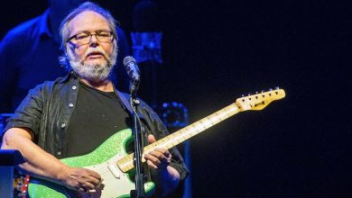 Walter Becker Morto
