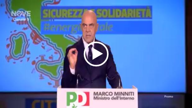 Maurizio Crozza, per il suo ritorno punta su Minniti