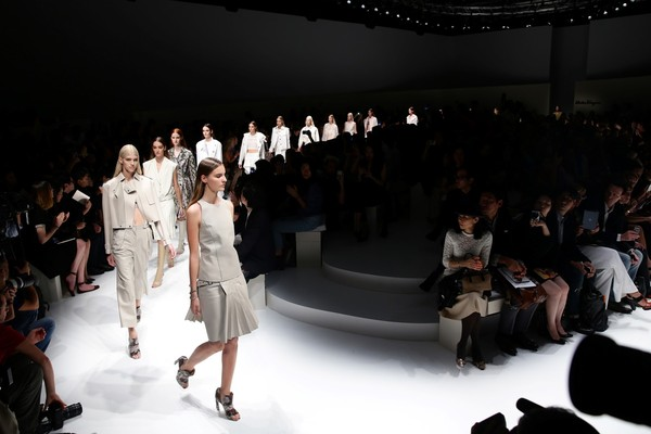 Salvatore Ferragamo – Milan Fashion Week Womenswear Spring/Summer 2014