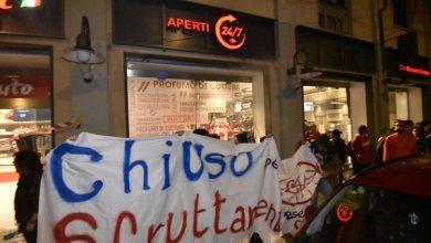 Photo of G7 Torino: corteo protesta contro sfruttamento dei lavoratori