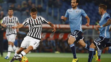 Football Soccer – SS Lazio v Juventus – Italian Serie A – Olympic Stadium, Rome