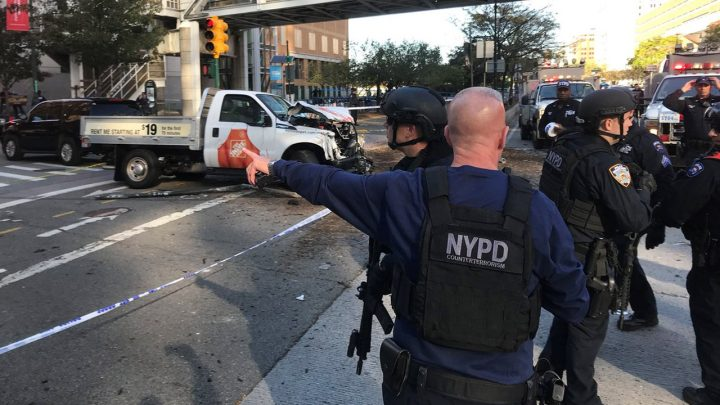 Attentato a New York