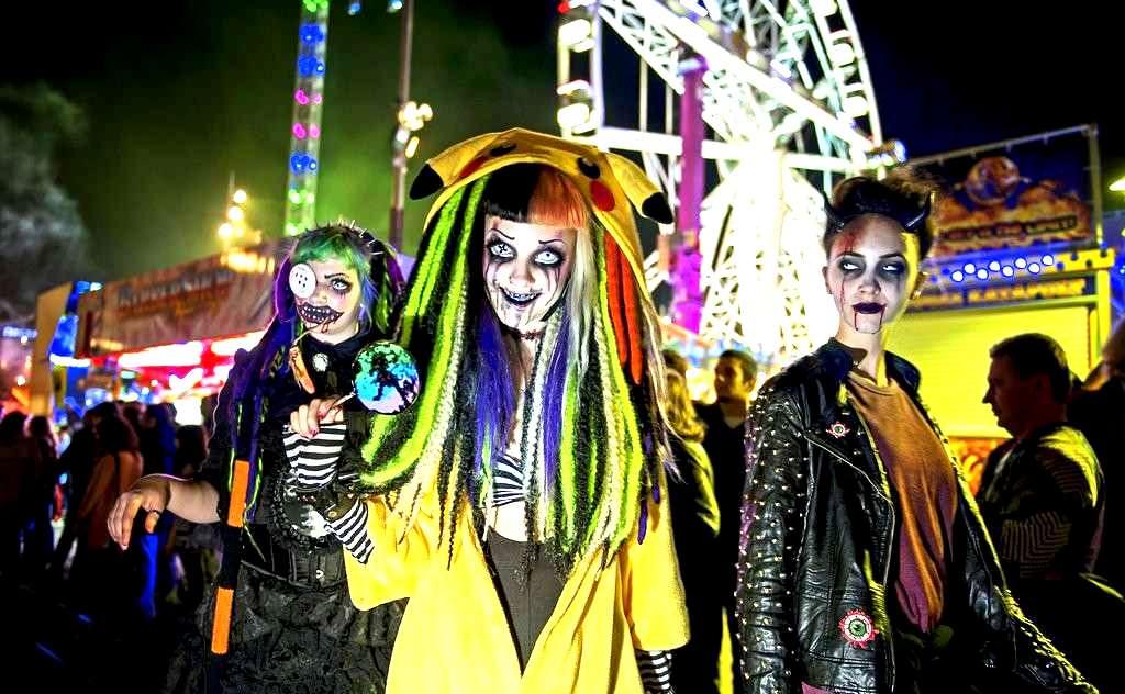 Halloween nel mondo