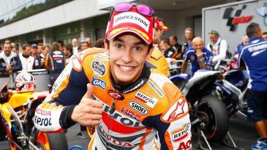 Photo of MotoGp, Marquez vince e ipoteca il Mondiale. Rossi è 2° mentre Dovizioso è 13°