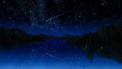 Meteore Orionidi