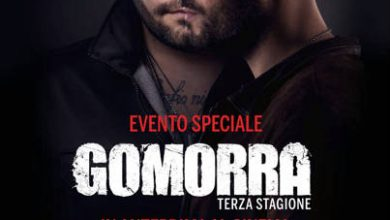 Poster Gomorra 3 al cinema