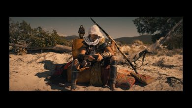 Photo of Assassin's  Creed Origins trailer con Ghali (Video)