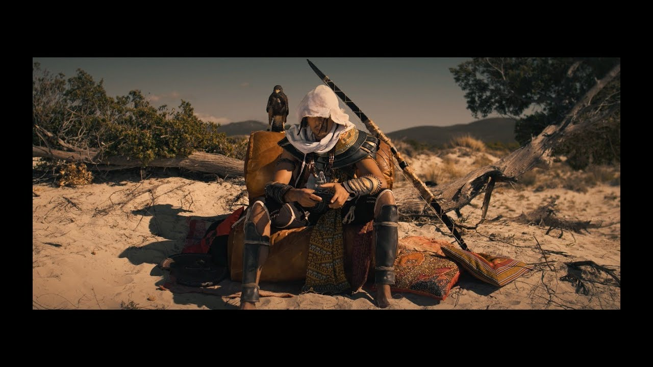 assassins creed origins ghali