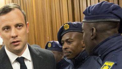 Photo of Pistorius condannato a 13 anni di detenzione