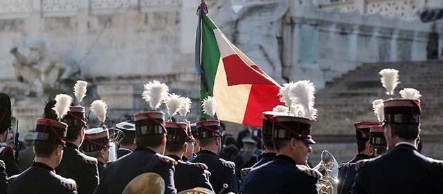 4 novembre, Festa delle Forze Armate