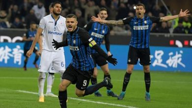 Photo of Inter-Atalanta 2-0 Risultato Finale: Icardi doppietta