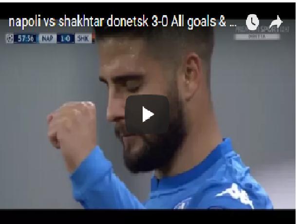 Napoli-Shakhtar
