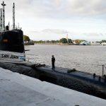 Sottomarino disperso