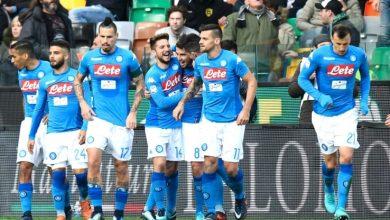 Photo of Udinese-Napoli 0-1, Risultato Finale: Decide Jorginho