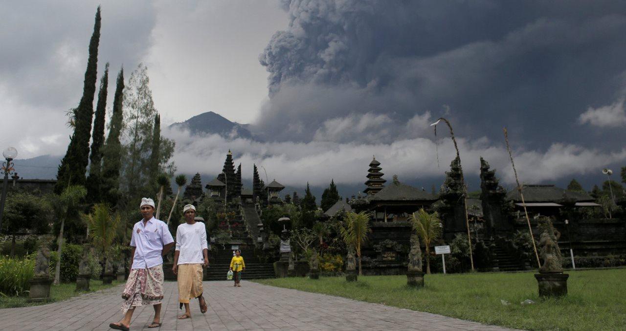 Vulcano Bali
