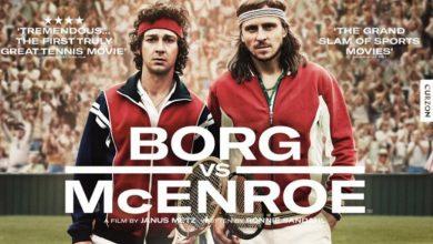 Photo of Borg-McEnroe film: uscita e trailer (Video)