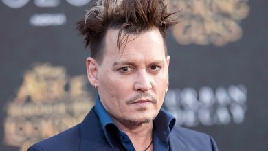 Photo of Johnny Depp ubriaco alla prima del nuovo film?