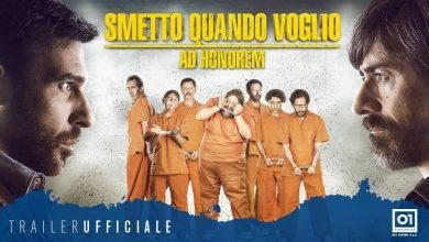 Photo of Smetto quando voglio 3 Ad Honorem: dal 30 novembre al cinema